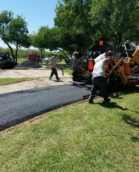 Asphalt Maintenance & Construction