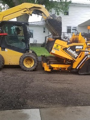 Machines for Asphalt and Paving Services in Granger, IN