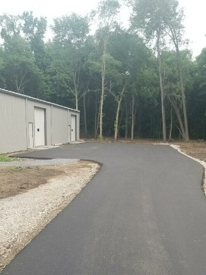 Commercial Driveway Construction in Granger, IN
